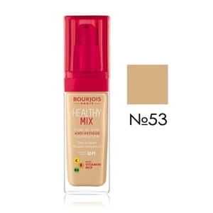 HEALTHY MIX BOURJOIS PODKŁAD 53 LIGHT BEIGE