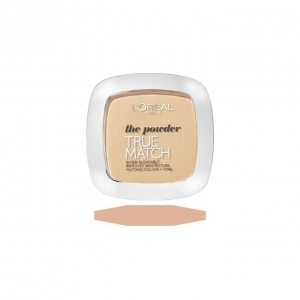 LOREAL TRUE MATCH PUDER ADAPTACYJNY R3/C3 ROSE BEIGE 9G