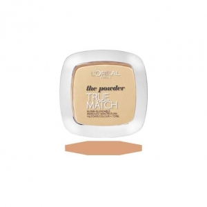 LOREAL TRUE MATCH PUDER ADAPTACYJNY N4 BEIGE 9G